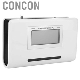 Review CONCON FWT Fixed Wireless Terminal GSM SIM Desktop Phone Caller GSM850/900/1800/1900MHZ