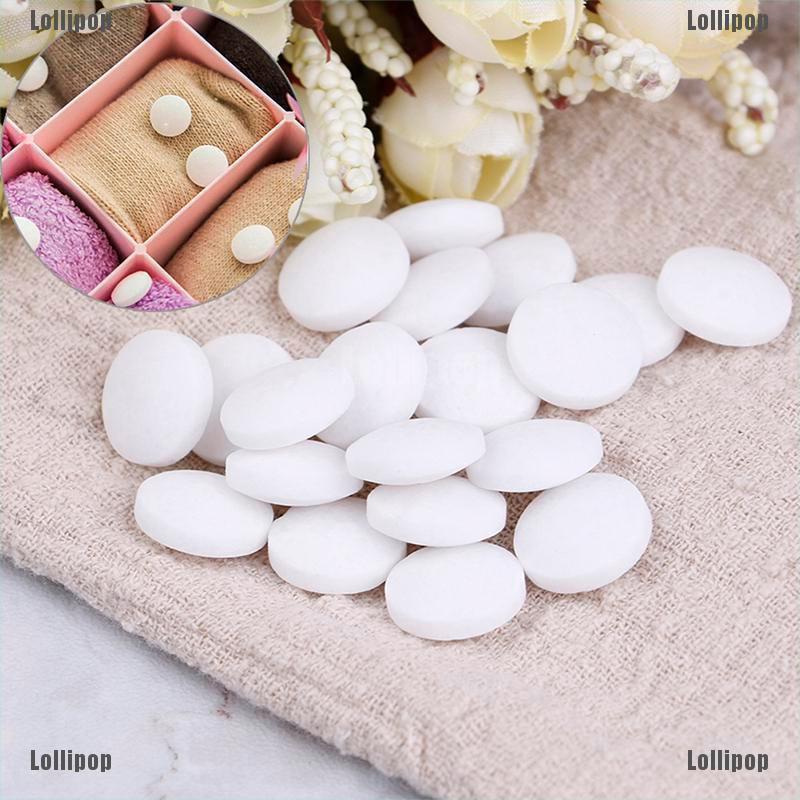 [Lollipop] Naphthalene balls moth balls snow white toilets cupboards books cloth mothballs BBY