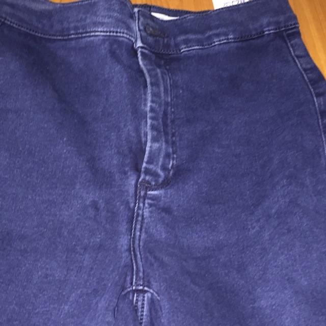 กางเกงยีน Topshop MOTO