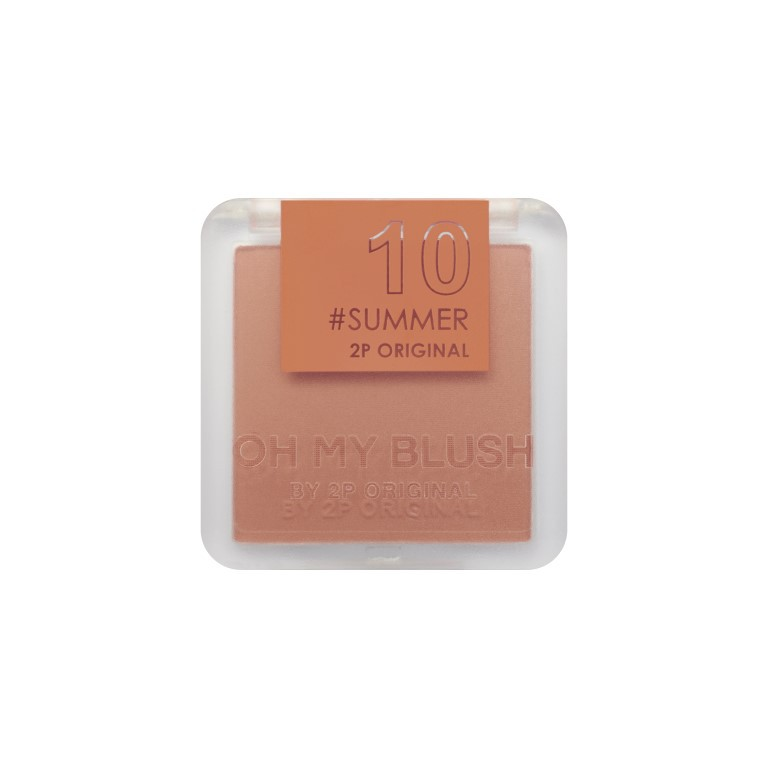 2P Original Oh My Blush 5g.10 Summer