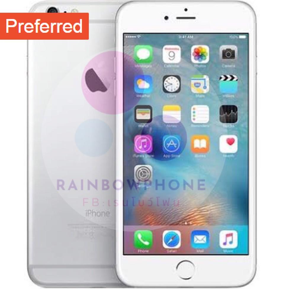 11.11iphone 6 ไอโฟน 6 apple iphone (16GB/32GB/64GB) iphone6 ip6 ขอคนรับสภาพได้นะคะ มือสองตามสภาพค่ะ