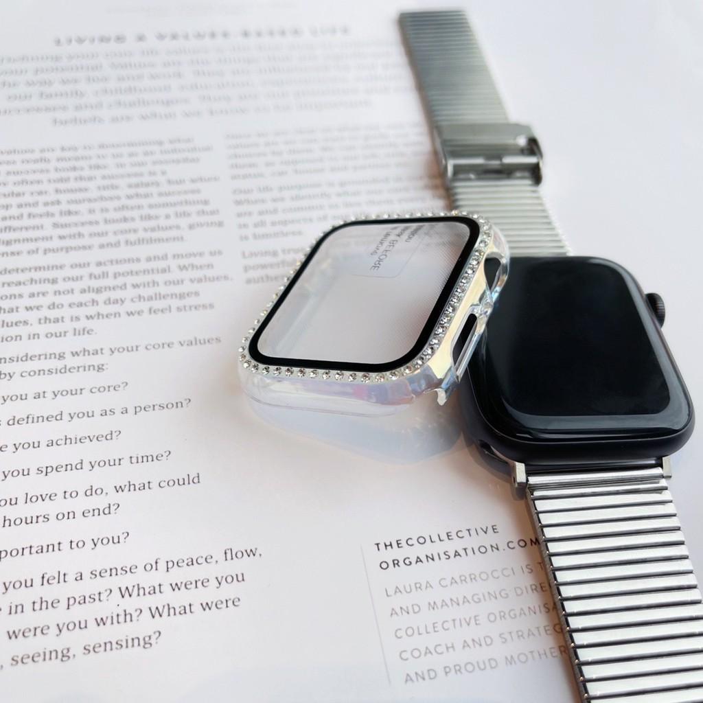 กระจกนาฬิกาป้องกันสําหรับ Applewatch