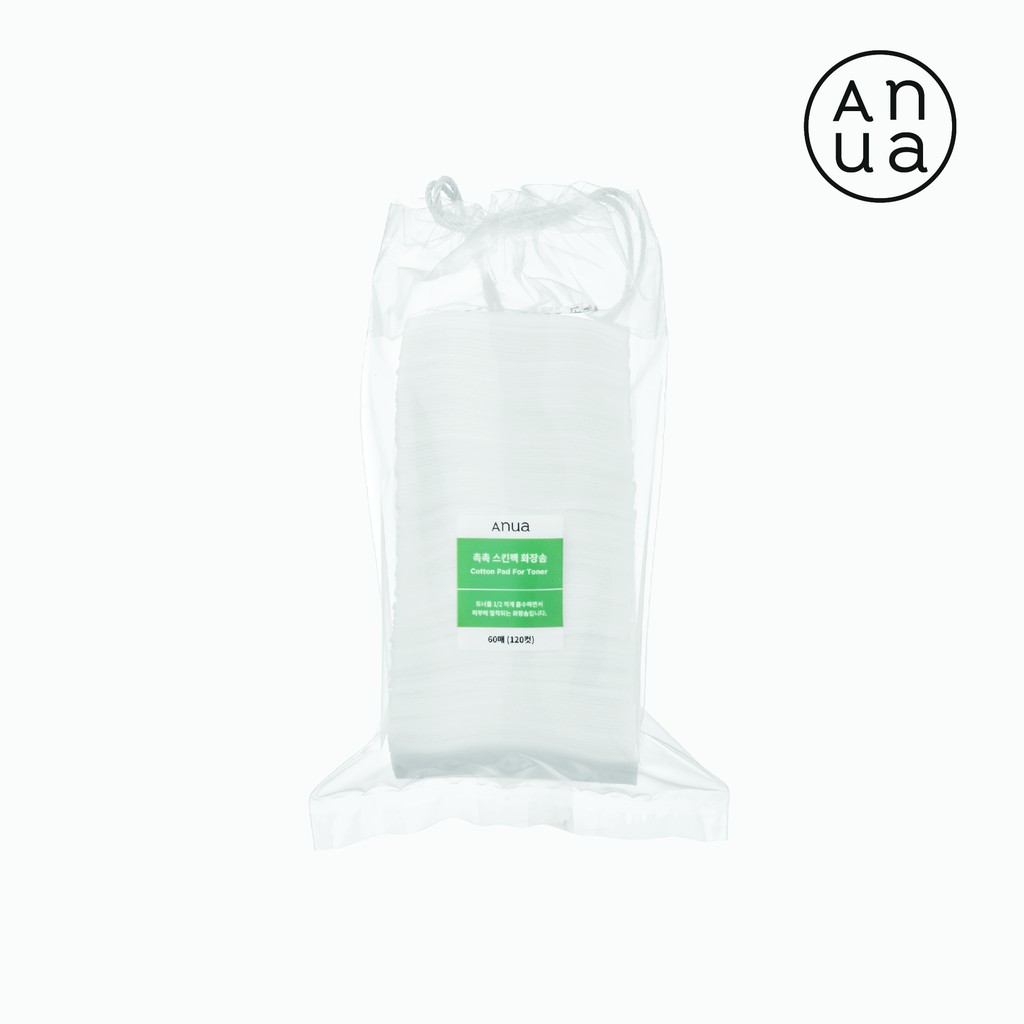 ANUA : COTTON PAD FOR TONER