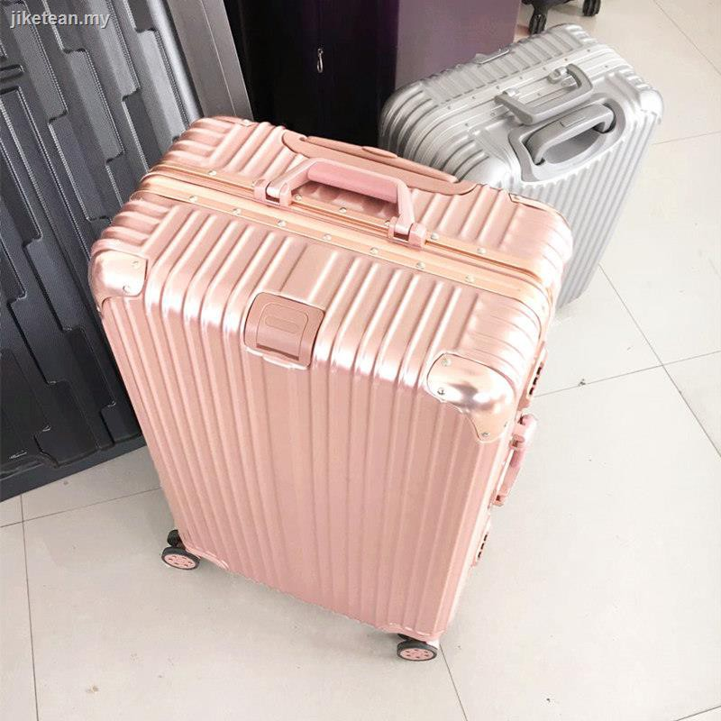 กระเป๋าเดินทางอลูมิเนียม 24 ช่อง 26 นิ้ว 20 นิ้ว