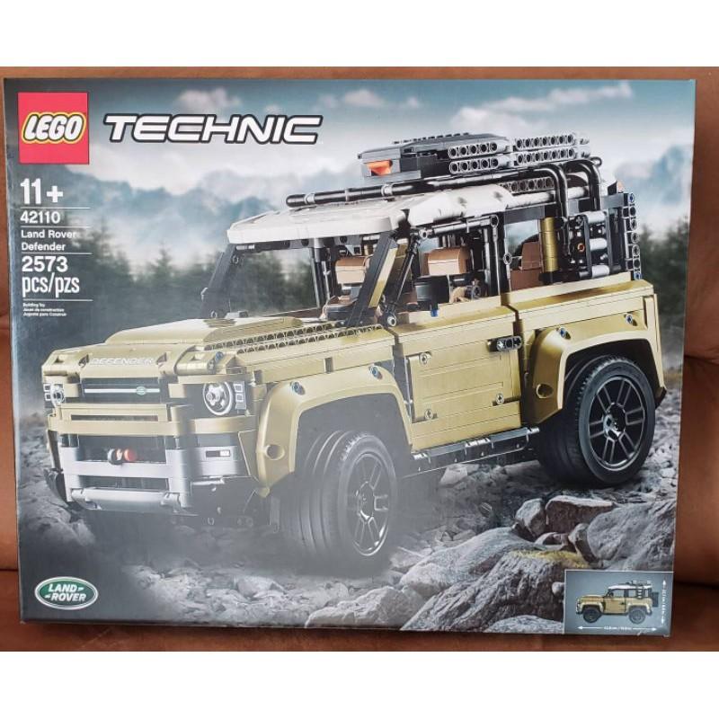 42110 Lego Land Rover Defender