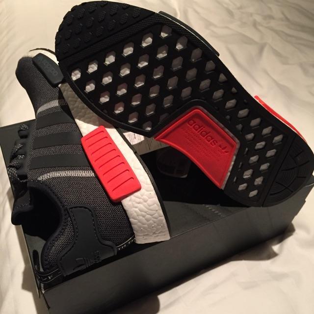 best sneakers 5d215 2f670 Adidas NMD R1 ของแท้จากญี่ปุ่น ABC mart Osaka Shinsaibashi