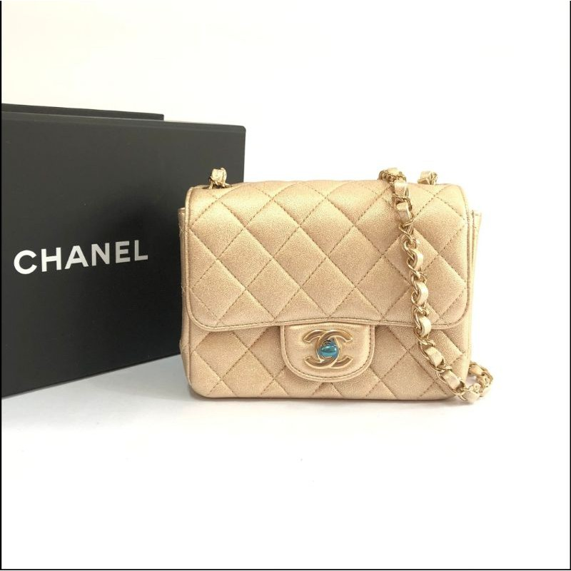 New Chanel Classic Mini 7