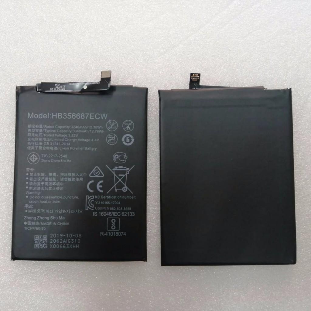 แบตเตอรี่ Huawei - Nova2i / Nova2Plus / Nova3i / Mate10lite / (HB356687ECW)(แถมฟรี!! ชุดไขควง แกะเปลี่ยนจอ เปลี่ยนแบต)
