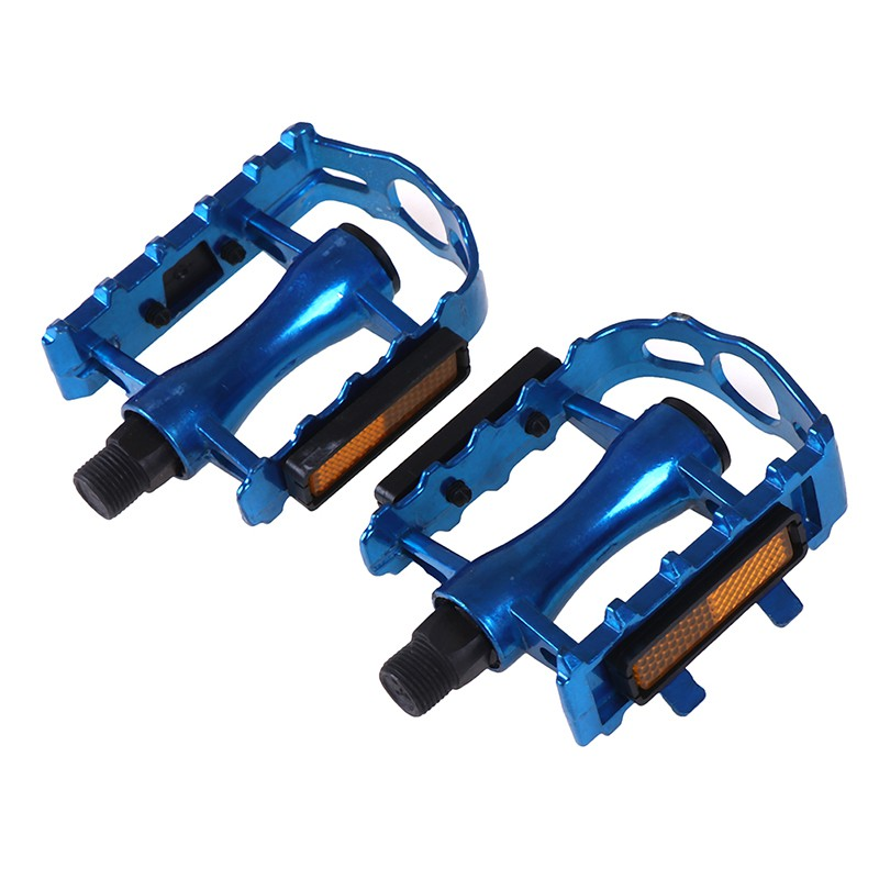 1Pair Durable Fixed Gear Bicycle Pedals Riding Sport Pedal Road Cycling Pedals