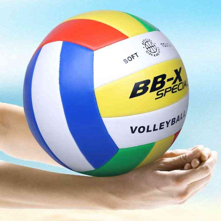 QIAOYUE ลูกวอลเลย์บอล ลูกวอลเล่ย์บอลมาตรฐานเบอร์ 5 Volleyball