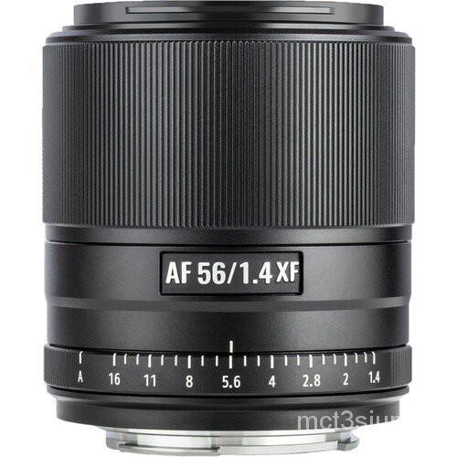 ovIl Ống kính Viltrox 56mm F1.4 Auto Focus cho Fujifilm Hàng Chính Hãng