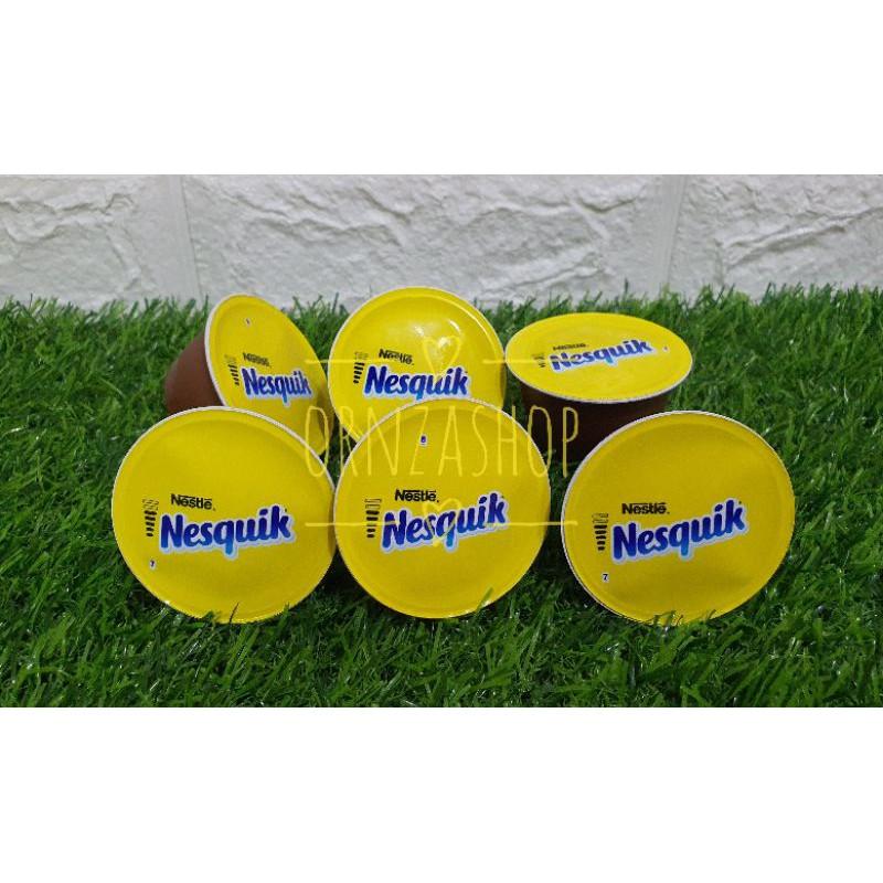 Nesquik Set 6แคปซูลโกโก้ สำหรับเครื่องชงกาแฟ Dolce Gusto