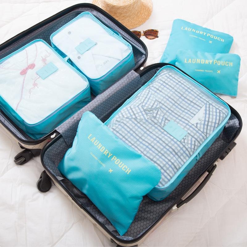กระเป๋าเดินทางใบเล็กสไตล์เกาหลี