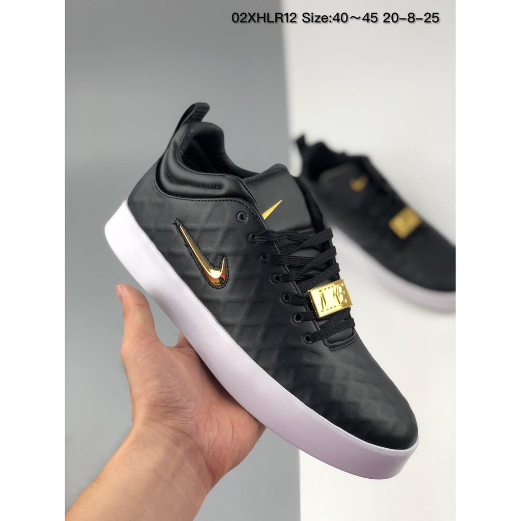 varilla desarrollo de Hierbas  Nike Tiempo Vetta ' 17 Supreme Vita Federer Joint รองเท้าผ้าใบลําลอง    Shopee Thailand