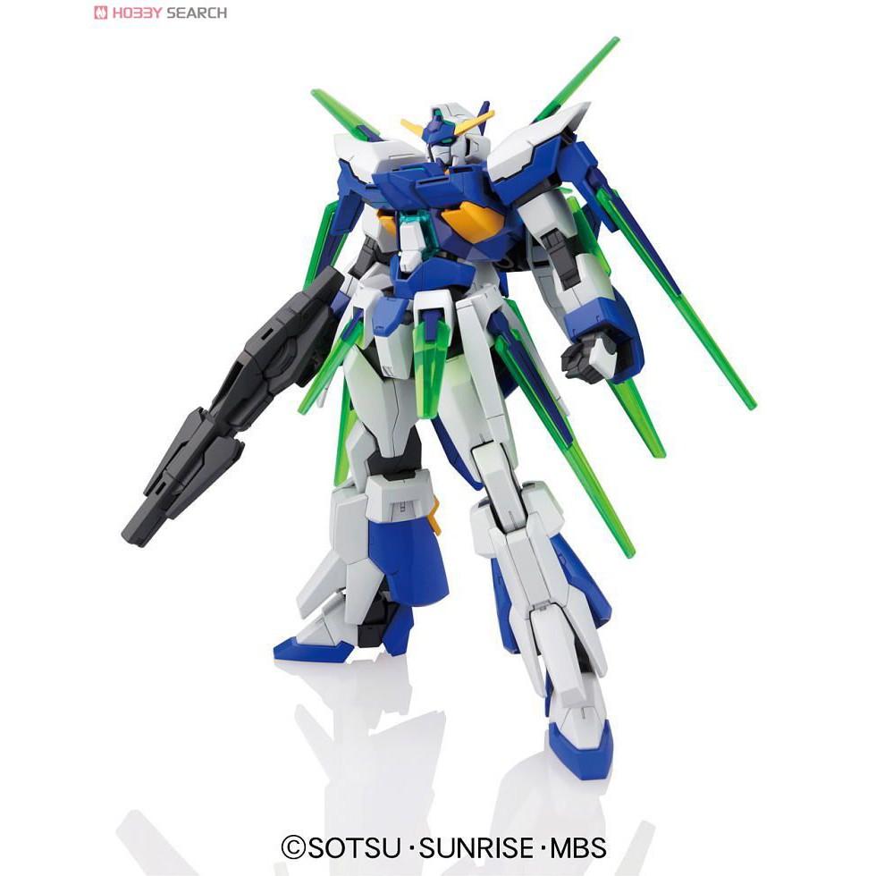 BANDAI  Gundam AGE-FX (HG) (Gundam Model Kits) 4573102573889