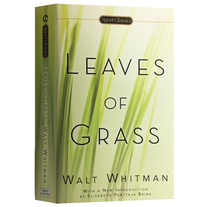Original Popular Books Leaves Of Grass Books For Young Adult Novels