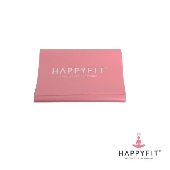 Happyfit ยางยืดวง / สายคล้องออกกําลังกาย (0.55 ซม.)