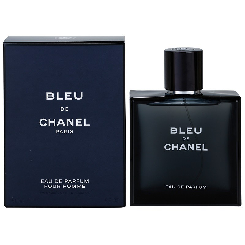 chanel blue herrparfym