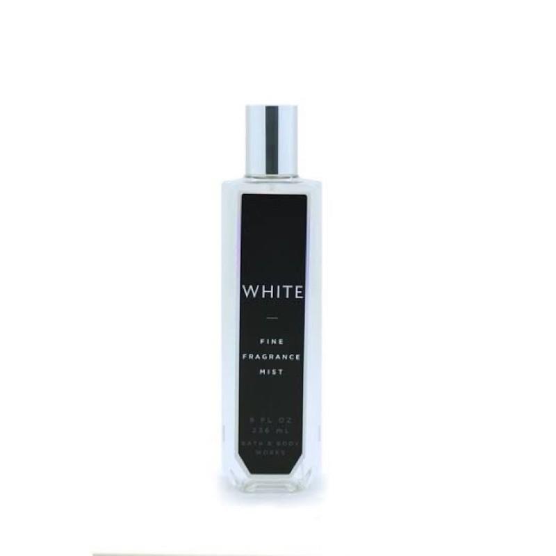 นำ้หอม Bath & BodyWorks กลิ่น White Fine Fragrance Mist ขนาด 236 ml.