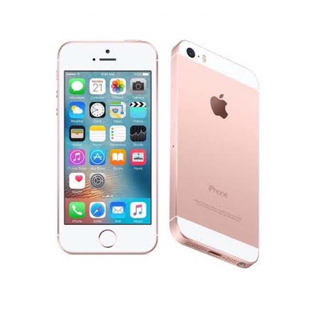 iphone 5 s rose gold