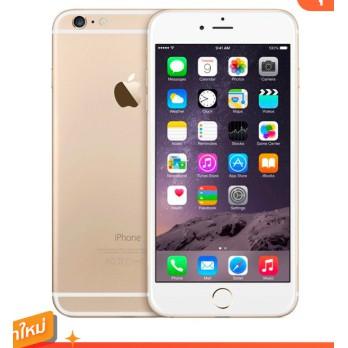 Apple iphone 6plus 16GB / 64GB / 128GBฉบับอแอลซีดี+ Full set มีประกัน แถมฟิล์ม+เคส(มมีลายนิ้วมือ)#iphone 6plus#แอปเปิ้ล