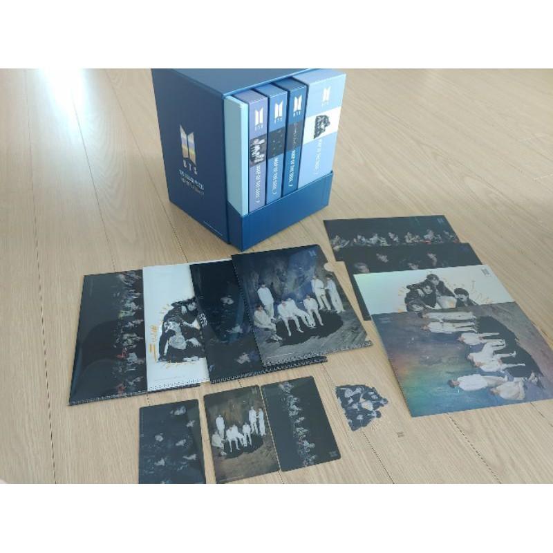 BTS jigsaw Puzzle MAP OF THE SOUL : 7 ✔️จิ๊กซอว์  + มินิแฟ้ม + โฟโต้การ์ด + โปสการ์ด ตามเวอร์
