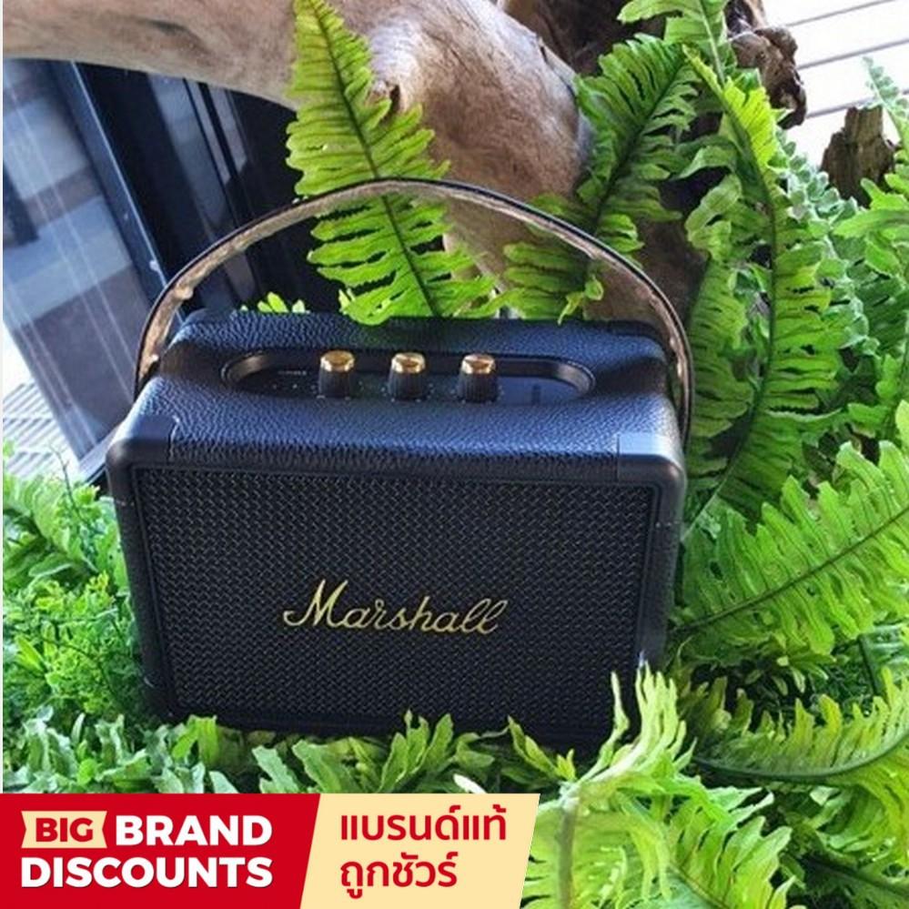 (ประกัน 1ปี)ลำโพง Marshall Kilburn II portable speakers ไร้สาย ลําโพงบลูทูธ(Rock,ซับวูฟเฟอร์)Bluetooth 5.0 เครื่อง 2897