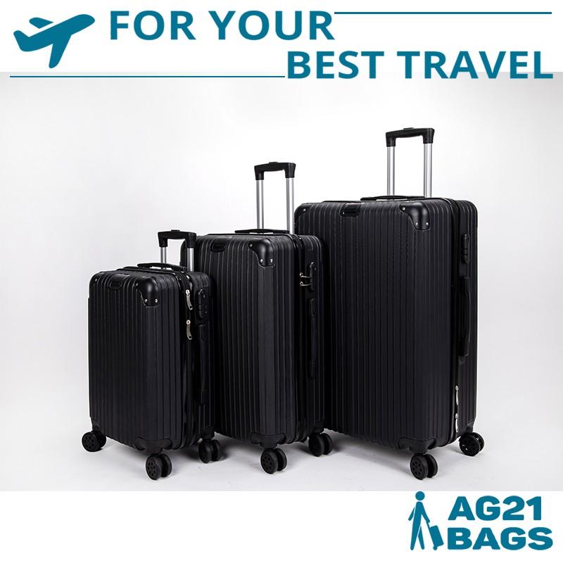 กระเป๋าเดินทาง กระเป๋าเดินทางกันน้ำ กระเป๋าเดินทางล็อกรหัส กระเป๋าเดินทางล้อลาก ขนาด 20 / 24 / 28 นิ้ว วัสดุABS+PC