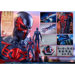 Hottoy Pre-Order VGM42 : Spider Man 2099 Black Suit