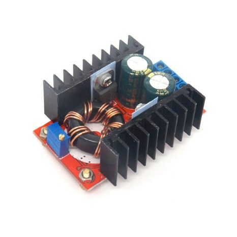 New DC-DC Boost Step-up High Power Supply Module Converter 10-32V to 12-35V