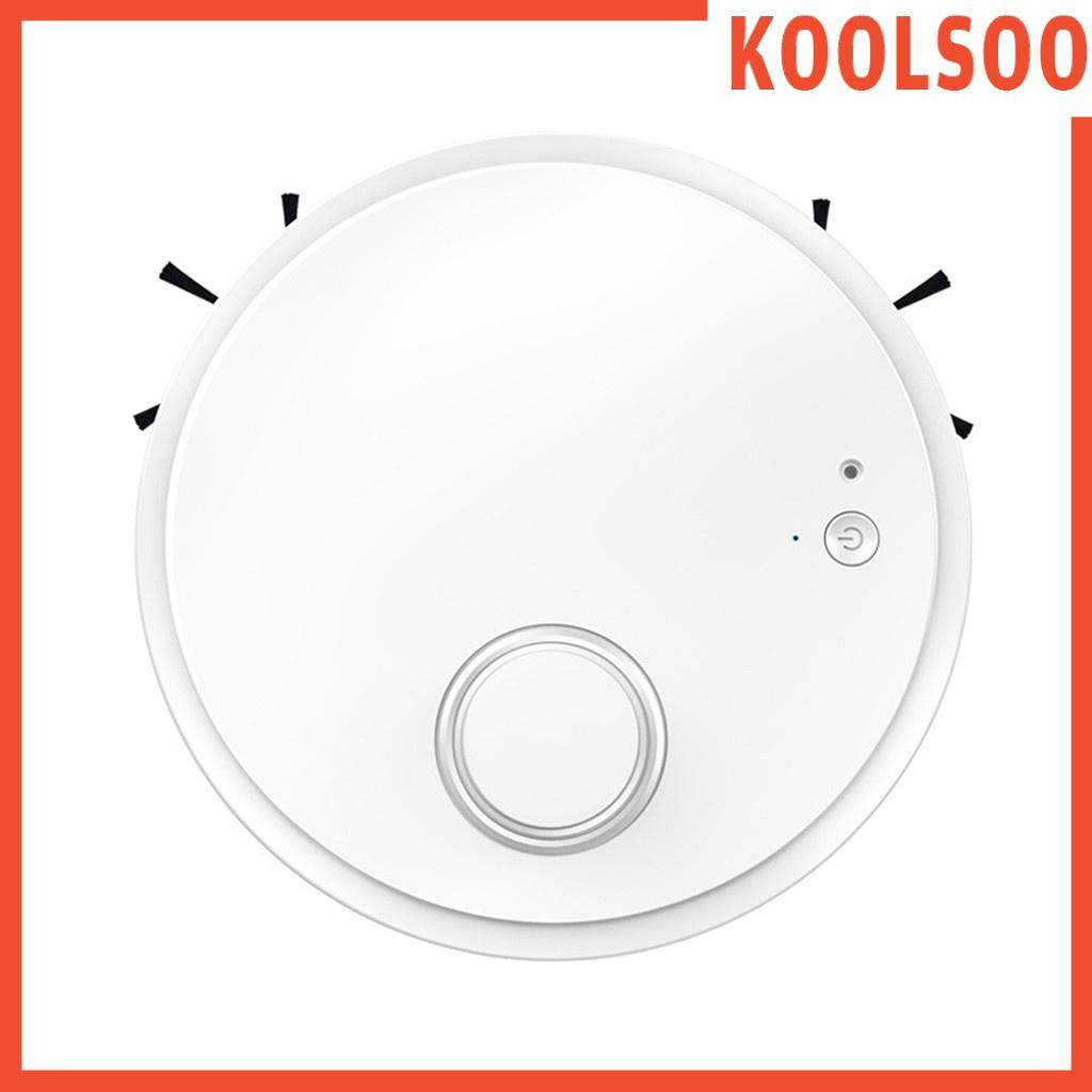หุ่นยนต์ดูดฝุ่น ✡( Koolsoo ) หุ่นยนต์ดูดฝุ่นแบบชาร์จ Usb▼