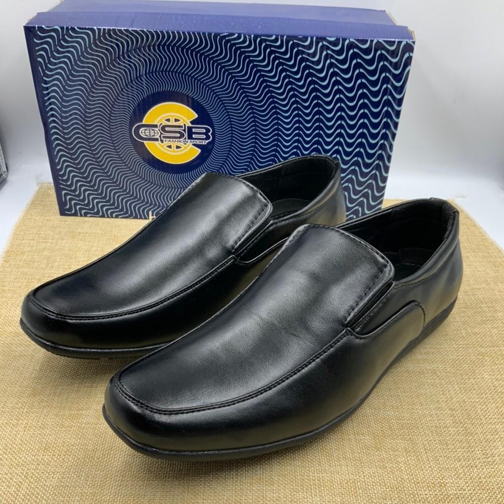 รองเท้าคัชชูหนังชาย คัชชูชาย คัชชูนักศีกษษ แบรนด์CSB ไซส์ 39-45