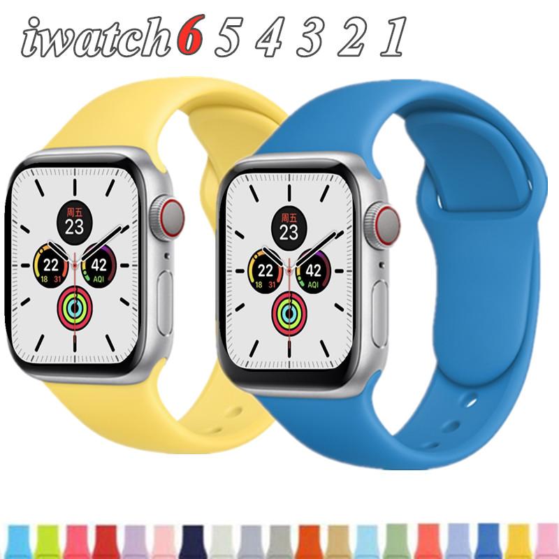 [สายนาฬิกาเท่านั้น] สร้อยข้อมือสายนาฬิกาสำหรับ Apple Watch สายนาฬิกาสำหรับกีฬา 38mm 42mm 40mm 44mm Series 3 Series 4 Series 5 Applewatch Applewatchนาฬิกาข้อมือ นาฬิกาข้อมือwatch Applewatchmilaneseloop