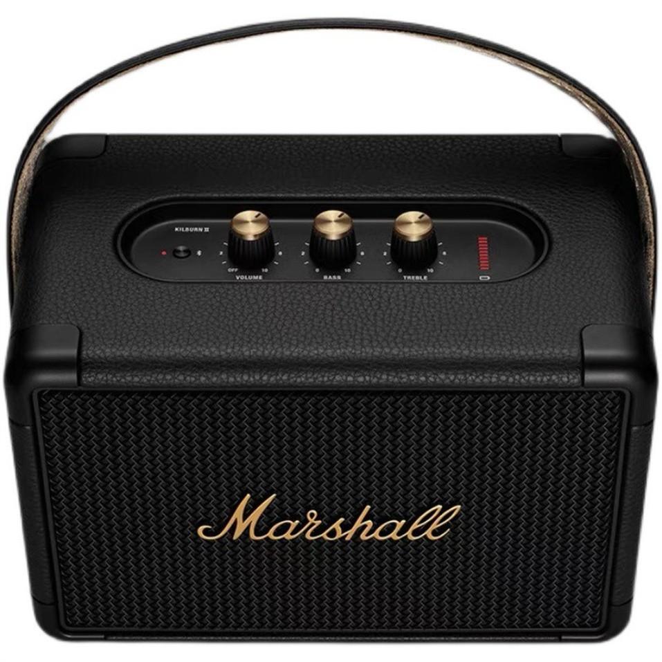 ลำโพงบลูทูธ Marshall KILBURN II เครื่องเสียง Bluetooth ลำโพงกลางแจ้ง บลูทูธไร้สาย เสียงดัง เสียงดี รับประกัน 1 ปี ลำโพงค