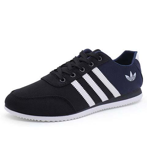 ♧✧รองเท้าอดิดาส รองเท้าคัดชูผญ รองเท้าผ้าใบ รองเท้าผู้ชายadias เหมาะกับทุกโอกาส รองเท้าแฟชั่นญ รองเท้าผ้าใบสีดำ รองเท้า