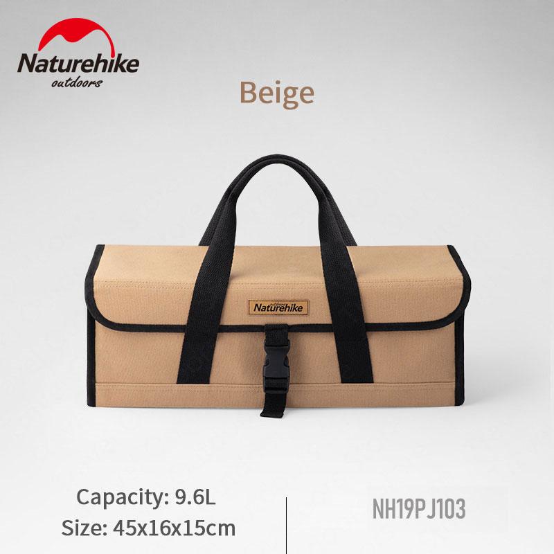 Naturehike กระเป๋าเดินทางขนาดใหญ่แบบพกพา 9 . 6 ลิตร