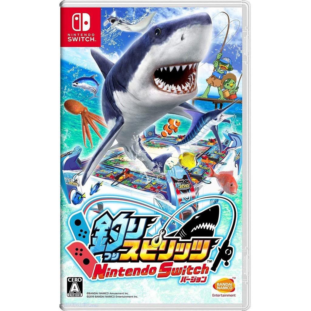 Nintendo Switch Game Ace Angler 王牌钓手