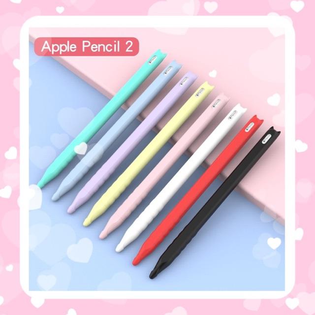 เคส ซิลิโคน Apple pencil 2