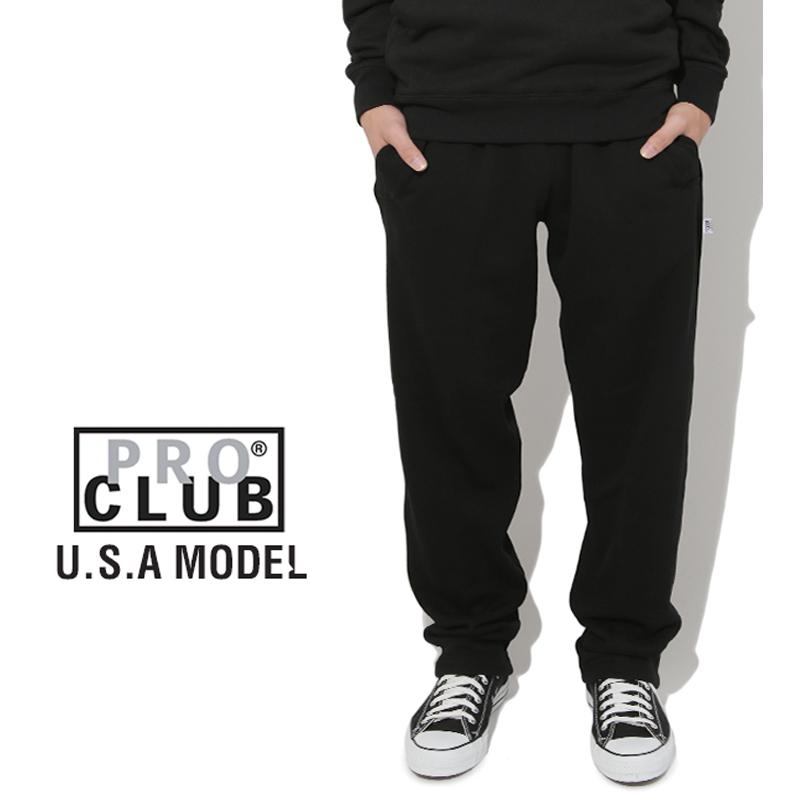 กางเกง hip hop กางเกงขาสั้น อเมริกันPROCLUB ฤดูใบไม้ร่วงและฤดูหนาวบวกกำมะหยี่เอวยางยืดฮิปฮอปผ้าฝ้ายสบายๆกระเป๋าหลวมกางเก