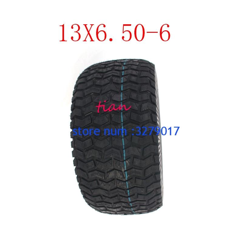 2pcs Super High Performance Go Kart Karting Atv Utv Buggy 13x6 50 6 Inch Wheel 13 6 50 6 Tire With Hubhonda Crf Shopee Thailand