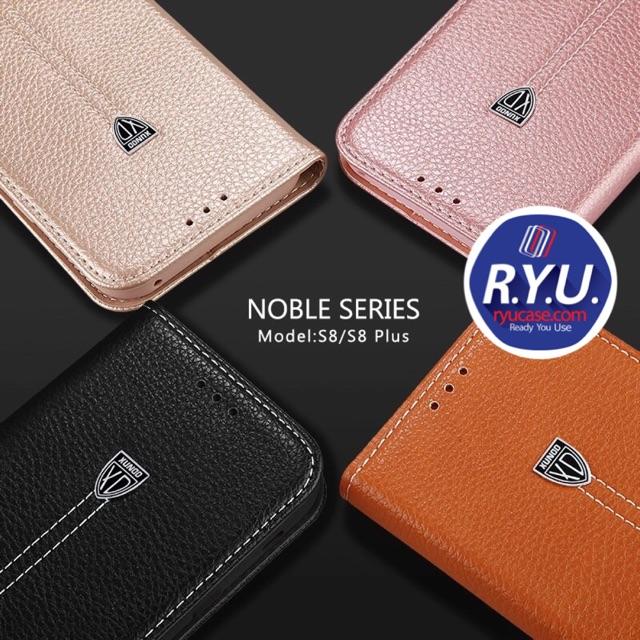 Xundd Noble Leather Flip TPU Case For Galaxy S8/S8Plus ของแท้นำเข้า