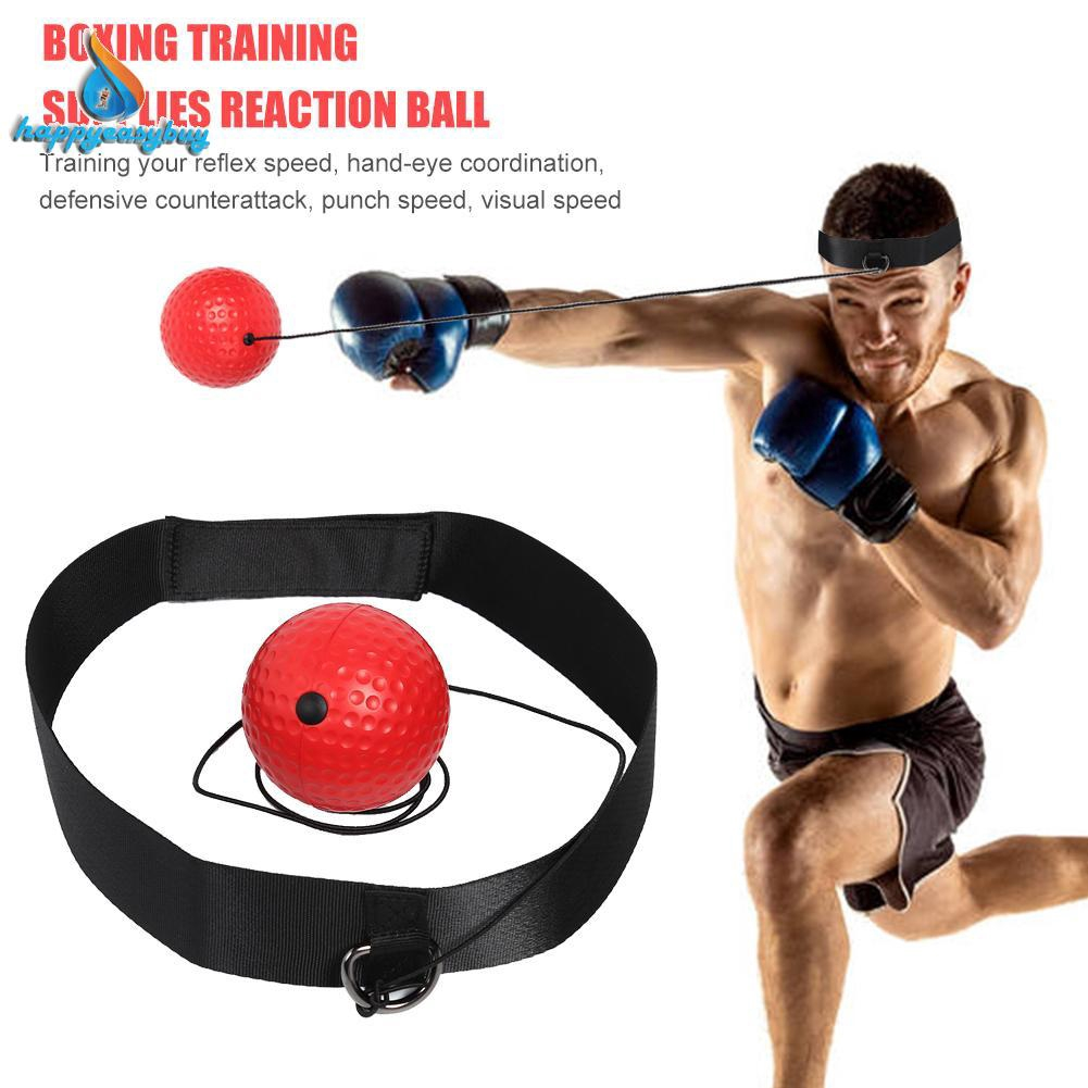 NEW Double End Boxing Training Speed Ball Workout Fitness Punching Equipment