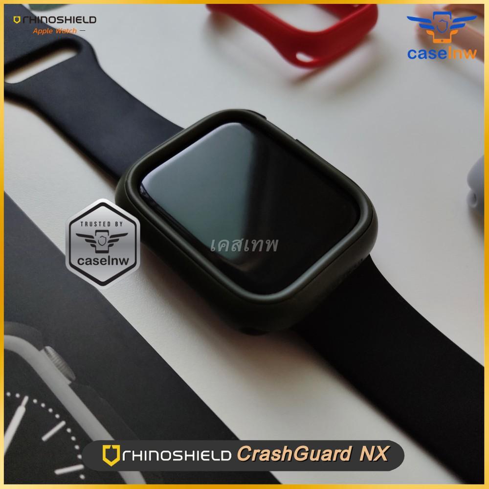 applewatch [Apple Watch 6 / SE] เคส Rhinoshield CrashGuard NX Apple Watch Series SE / 6 / 5 / 4 รุ่น 44 mm