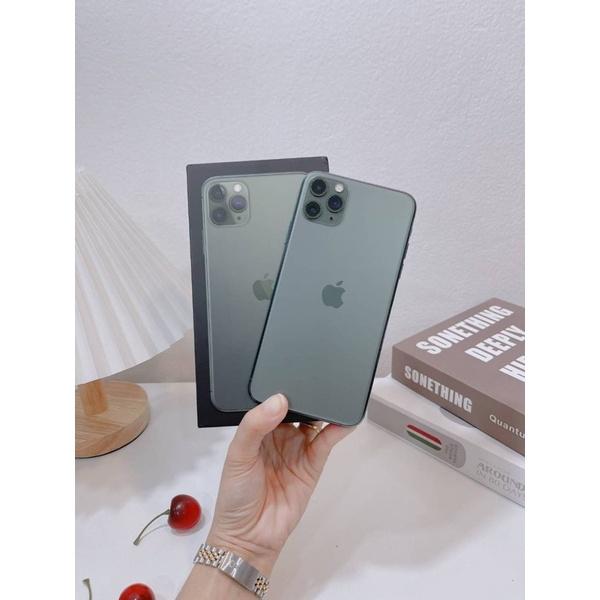 #2553 iPhone 11 Pro Max (64gb) สีเขียว มือสอง เครื่องศูนย์ไทย TH 🇹🇭 สภาพสวย ครบกล่อง การใช้งานปกติทุกอย่าง 📲