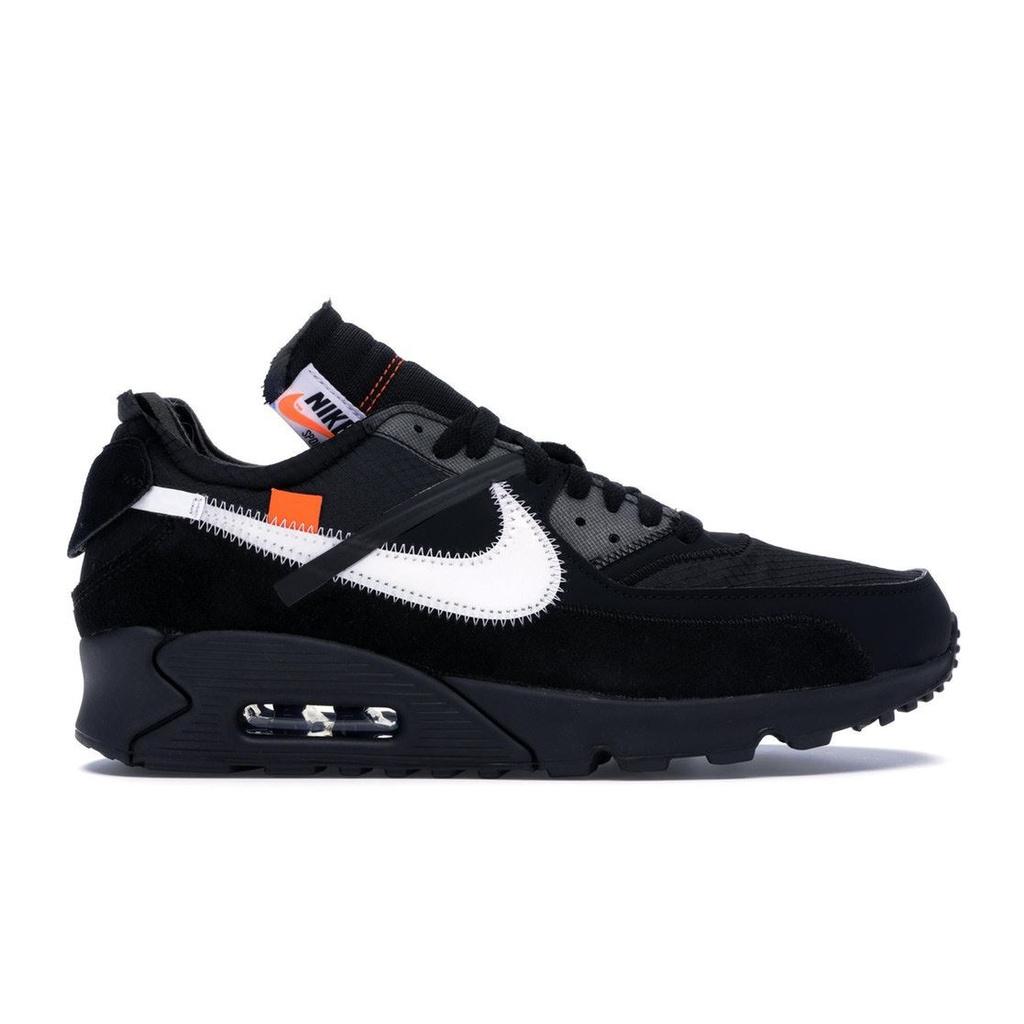 SLUM LTD - Nike Air Max 90 OFF-WHITE Black