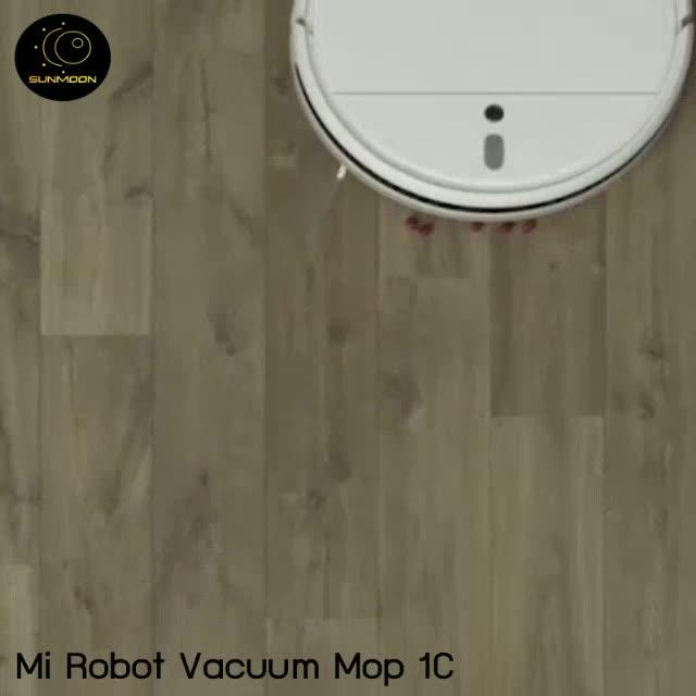 [เหลือ 5440 code ZKMS2NSC] Xiaomi Mi Robot Vacuum Mop 1C หุ่นยนต์ดูดฝุ่นอัตโนมัติ ถ