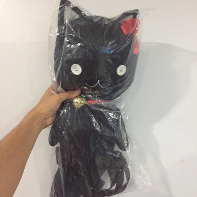 กระเป๋าตุ๊กตาแมวดำ ragnarok online
