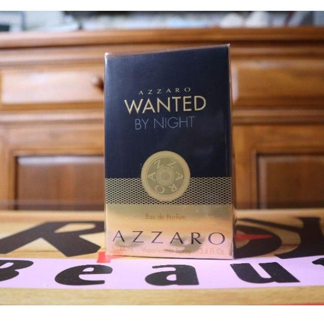 Azzaro Wanted By Night EDP 100ml