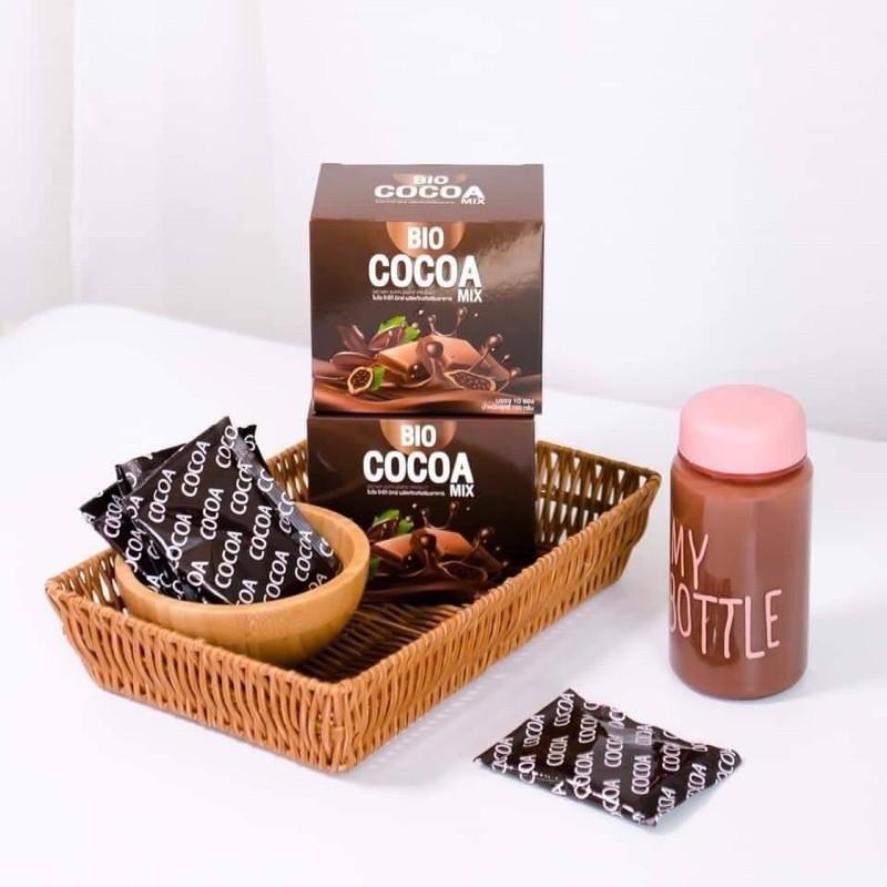 Bio Cocoa mix โบโอ โกโก้มิกซ์ ลดหิว ของแท้100%
