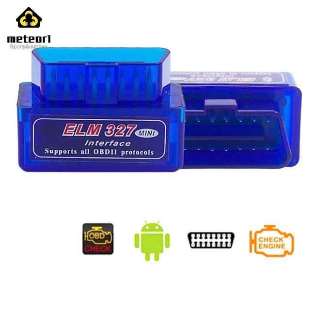 V2.1 Mini ELM327 OBD2 II Bluetooth Diagnostic Car Auto Interface Scanner